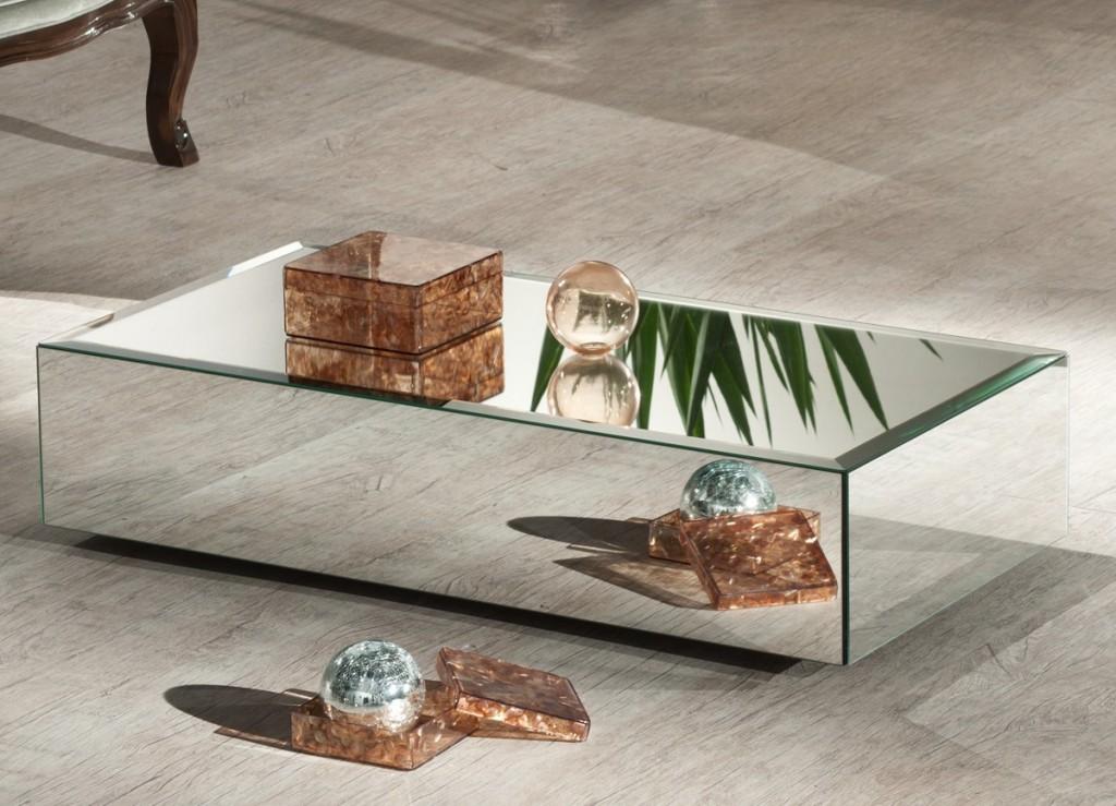 móveis de vidro