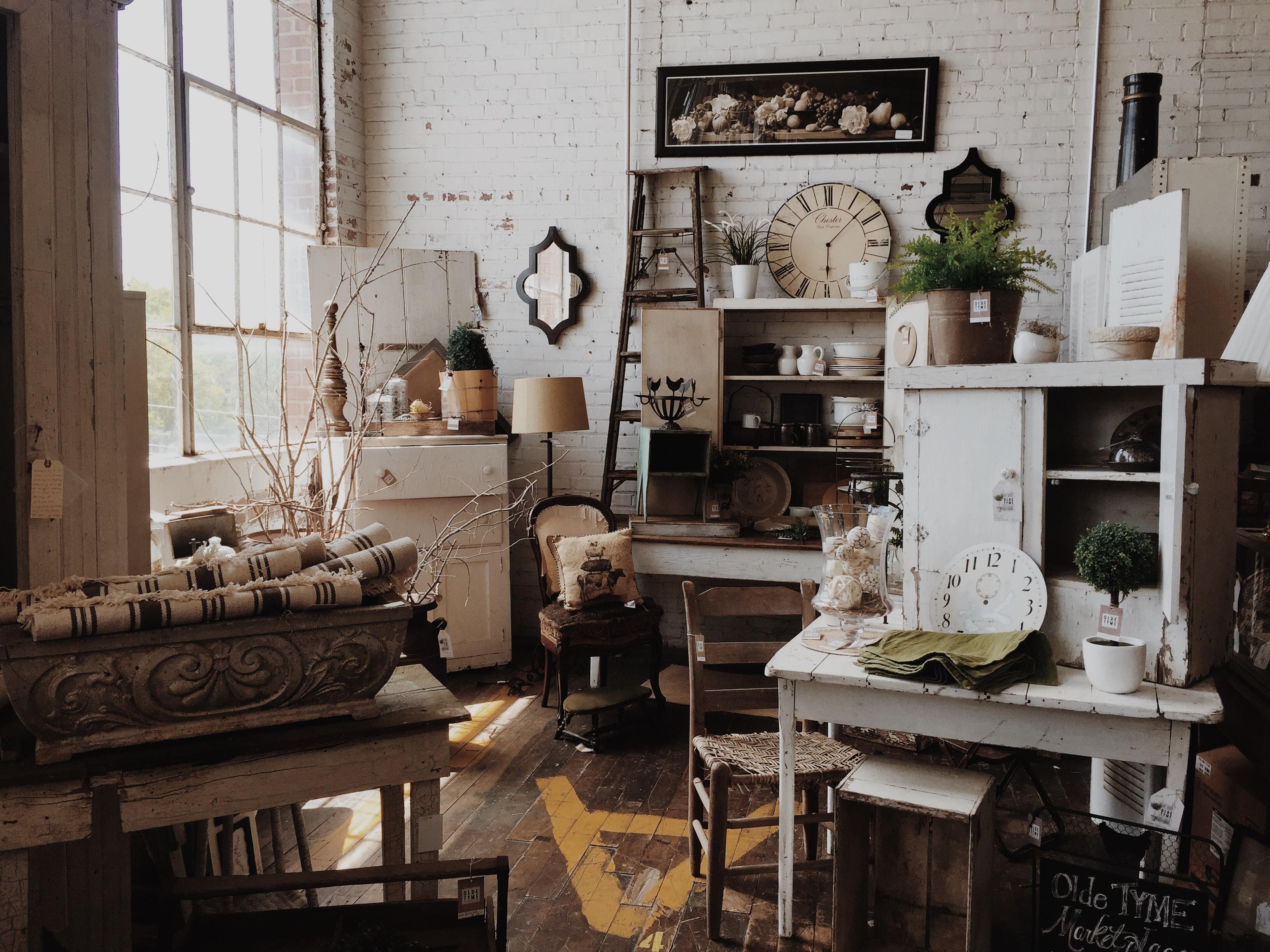 escritórios clássicos e retrôs