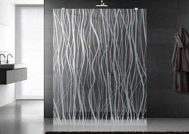 vidro jateado. Black Bedroom Furniture Sets. Home Design Ideas