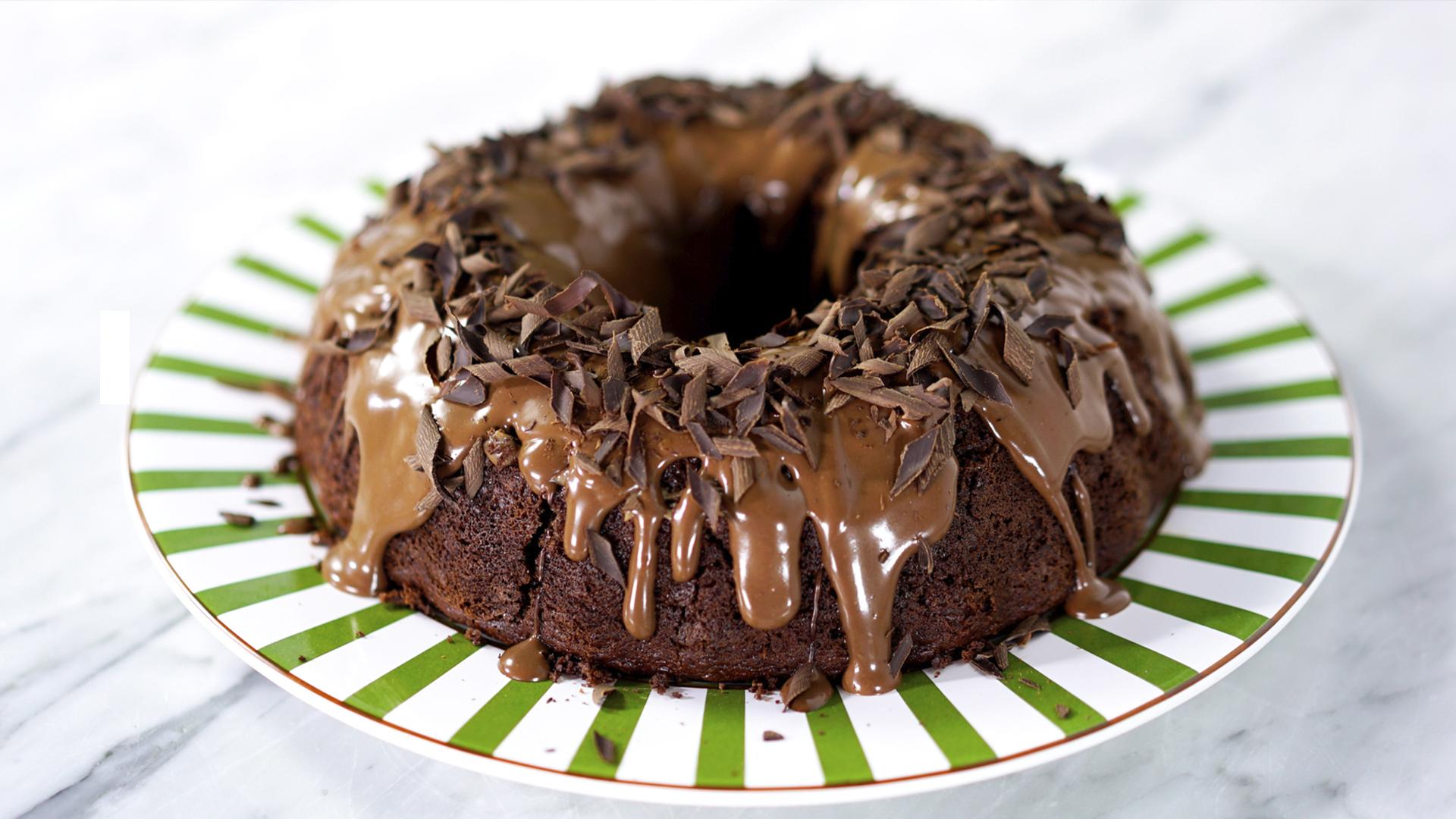 decoração de bolos - raspa de chocolate