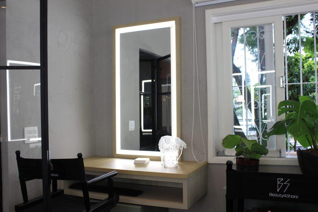 Espelhos - Cliente Beauty4Share