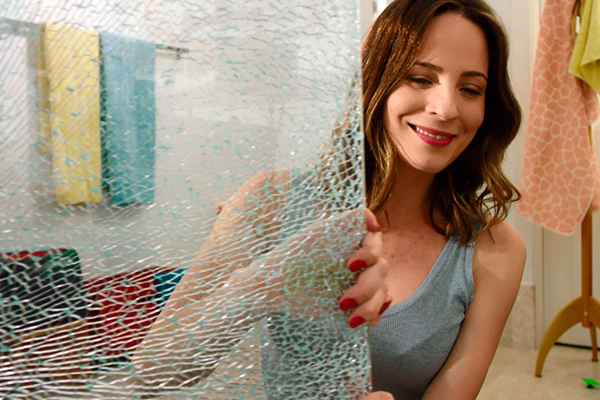 Box de vidro é perigoso? Vidro temperado